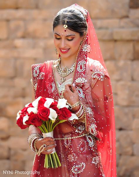 Bridal Fashions in Somerset, NJ Indian Wedding by NYNJ Photography