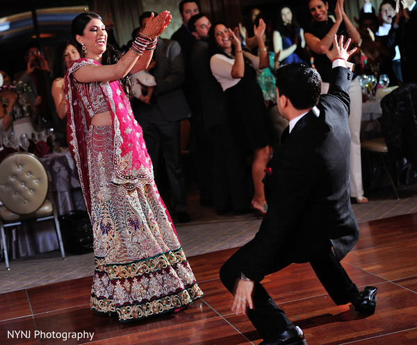 Reception In Somerset Nj Indian Wedding By Nynj