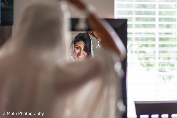 Getting Ready in Dallas, TX Pakistani Wedding by Z Molu Photography