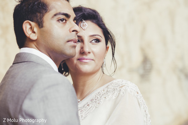 Portraits in Dallas, TX Pakistani Wedding by Z Molu Photography