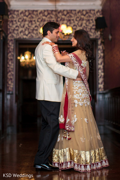 Portraits in Port Washington, NY Indian Wedding by KSD Weddings