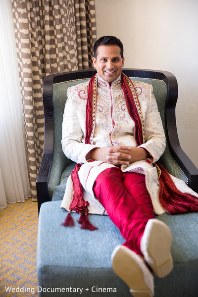 Getting Ready in San Jose, CA Indian Wedding by Wedding Documentary + Cinema