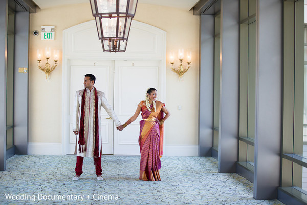 Portaits in San Jose, CA Indian Wedding by Wedding Documentary + Cinema