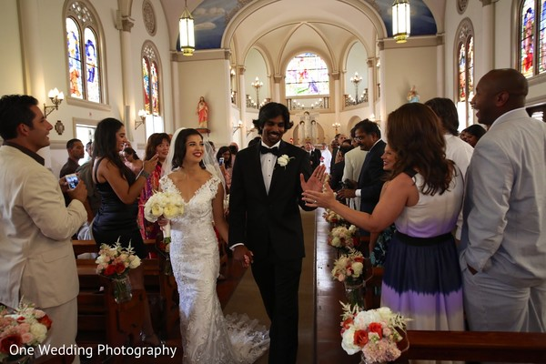 traditional church wedding,church wedding,Christian wedding,Christian Indian wedding,Indian church wedding,Indian wedding ceremony,Indian wedding,catholic wedding,indian fusion wedding,indian fusion wedding ceremony,fusion wedding,fusion wedding ceremony,bride and groom,images of bride and groom