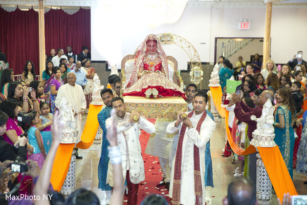 Ceremony in Woodbury, NY Indian Wedding by MaxPhoto NY
