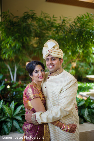Portraits in Dallas, TX Indian Wedding by Lomeshpatel Photography