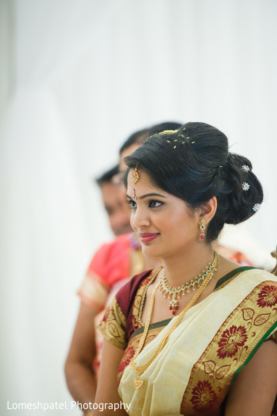 Ceremony in Dallas, TX Indian Wedding by Lomeshpatel Photography