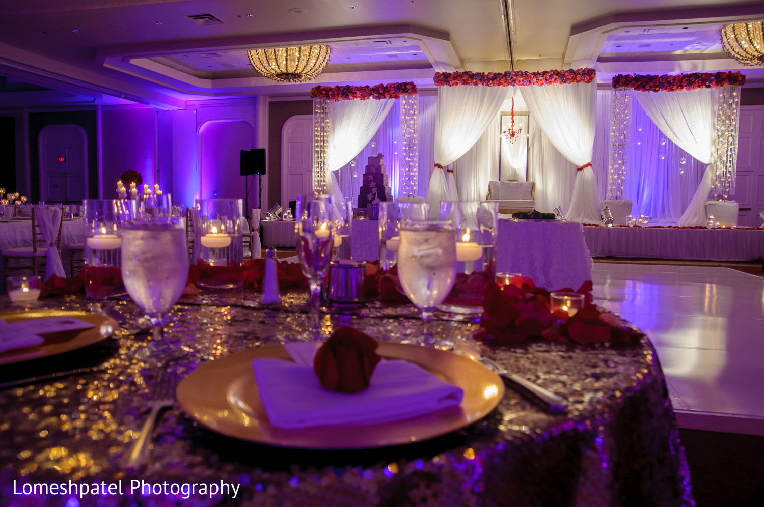 Floral Amp Decor In Dallas TX Indian Wedding By Lomeshpatel Photography