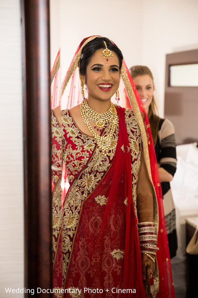 Getting Ready in San Francisco, CA Indian Wedding by Wedding Documentary Photo + Cinema