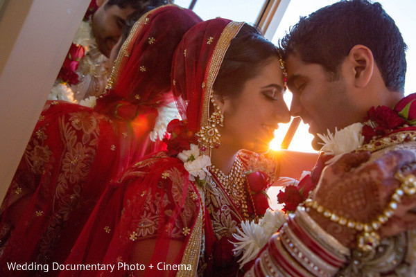Portraits in San Francisco, CA Indian Wedding by Wedding Documentary Photo + Cinema