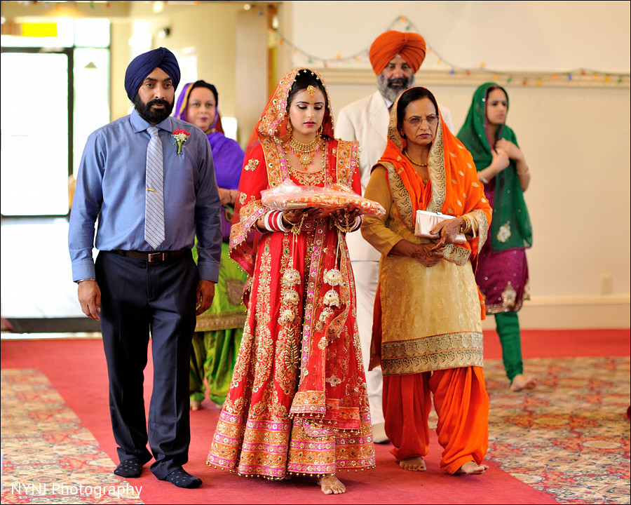 Ceremony in hamilton nj indian wedding by nynj for Indian jewelry in schaumburg il