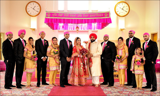 traditional indian wedding,indian wedding traditions,indian wedding traditions and customs,indian wedding tradition,traditional sikh wedding,sikh wedding,sikh ceremony,sikh wedding ceremony,traditional sikh wedding ceremony,Punjabi wedding,Punjabi wedding ceremony,bridal party,indian bridal party,indian wedding party,wedding party