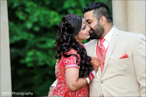 Portraits in Hamilton, NJ Indian Wedding by NYNJ Photography