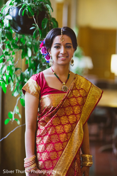 Bridal Fashions in Ann Arbor, MI Indian Wedding by Silver Thumb Photography