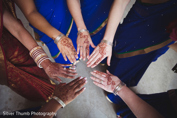 Mehndi Artists in Ann Arbor, MI Indian Wedding by Silver Thumb Photography