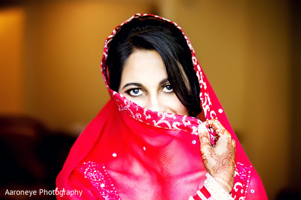 Portraits in La Jolla, CA Indian Wedding by Aaroneye Photography