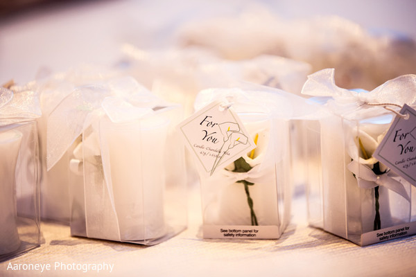 Wedding favors in La Jolla, CA Indian Wedding by Aaroneye Photography