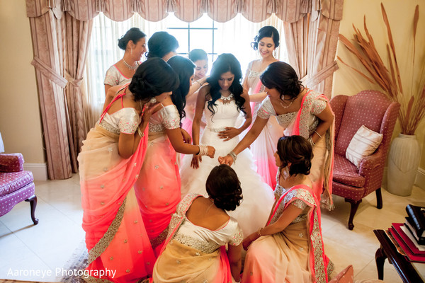 indian wedding gowns,indian wedding dress,indian bride,indian bride getting ready,portraits of indian wedding,images of bride,indian weddings,christian indian wedding,indian bridal party,indian bridesmaids,indian bridesmaid outfits,indian sari