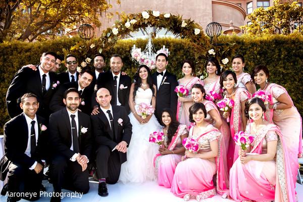 Wedding Day Portraits In Pasadena CA Indian By Aaroneye Photography