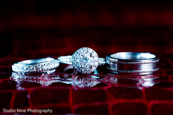 Bridal Jewelry in Hanover, NJ Indian Wedding by Studio Nine Photography