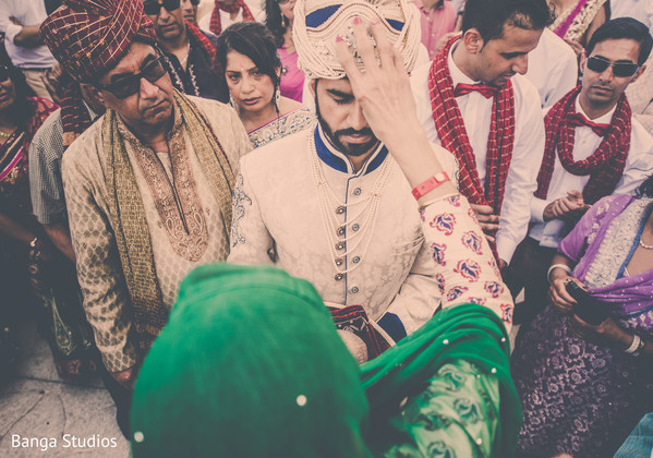 Baraat in Cancun, Mexico Indian Wedding by Banga Studios