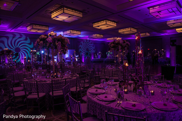 Reception in Jersey City, NJ Indian Wedding by Pandya Photography
