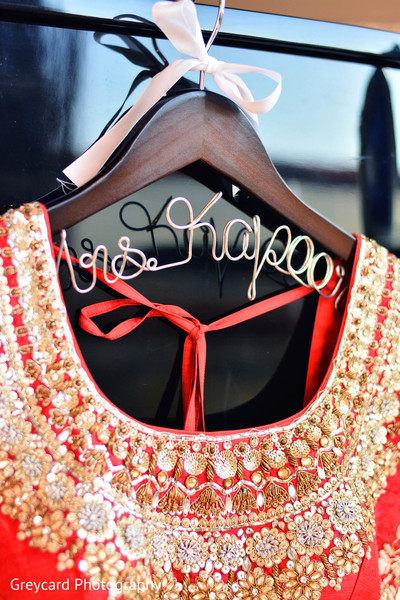 Getting Ready in Marina del Rey, CA Indian Wedding by Greycard Photography