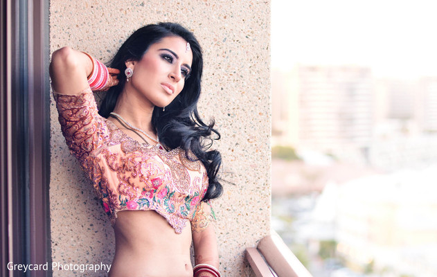 Portraits in Marina del Rey, CA Indian Wedding by Greycard Photography