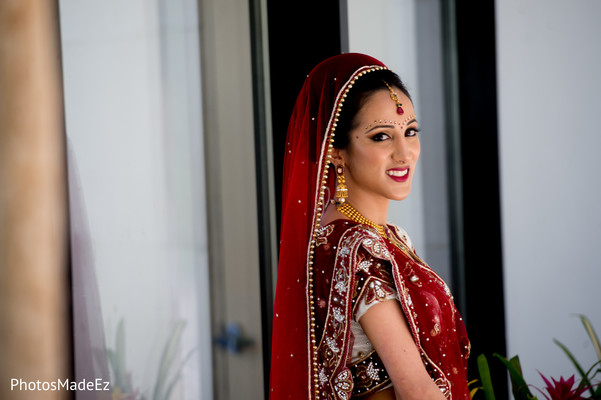 Bridal Fashions in Stamford, Connecticut Indian Wedding by PhotosMadeEz