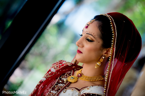 Hair & Makeup in Stamford, Connecticut Indian Wedding by PhotosMadeEz