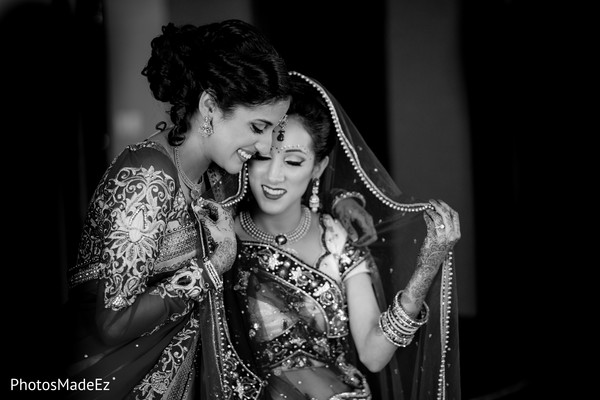 bride getting ready,Indian bride getting ready,getting ready images,getting ready photography,getting ready,black and white