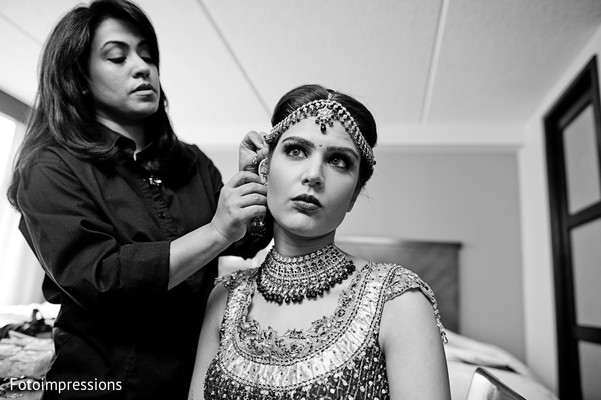 indian bride,indian bride getting ready,portraits of indian wedding,indian weddings