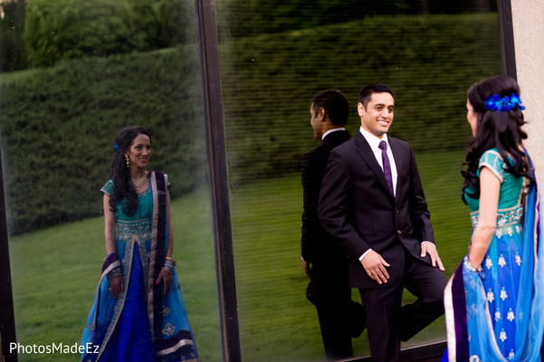 Portraits in Stamford, Connecticut Indian Wedding by PhotosMadeEz