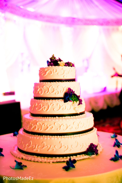Cakes & Treats in Stamford, Connecticut Indian Wedding by PhotosMadeEz