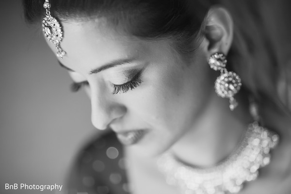 Portraits in Pearl River, NY Indian Wedding by BnB Photography