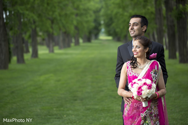 Portraits In Sands Point NY South Indian Wedding By MaxPhoto