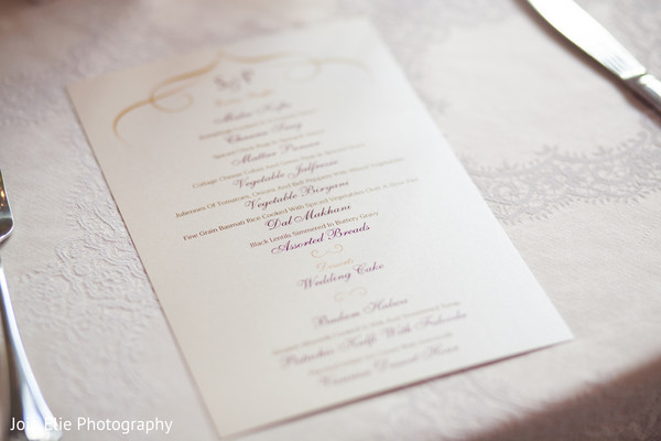 indian wedding menu,menu for indian wedding,menus for indian wedding,indian wedding stationary,modern indian wedding stationery