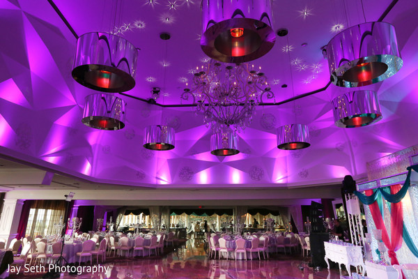 Floral and decor in Woodland Park, NJ Indian Wedding by Jay Seth Photography