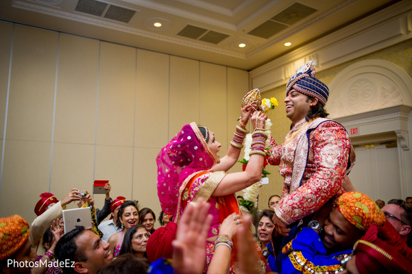 Indian Ceremony in Dover, DE Indian Wedding by PhotosMadeEz