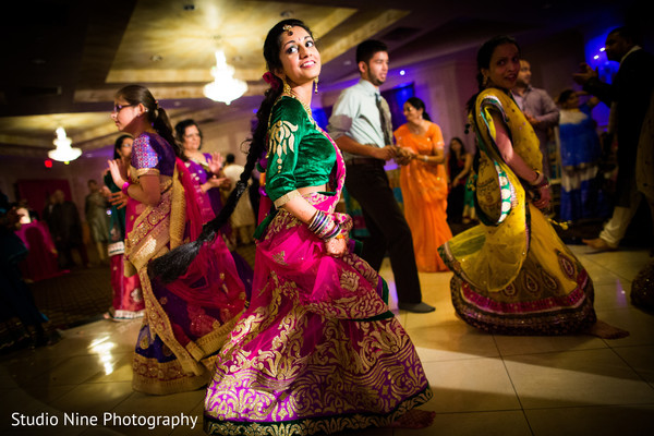 Pre-wedding celebration in Woodland Park, NJ Indian Wedding by Studio Nine Photography + Cinema