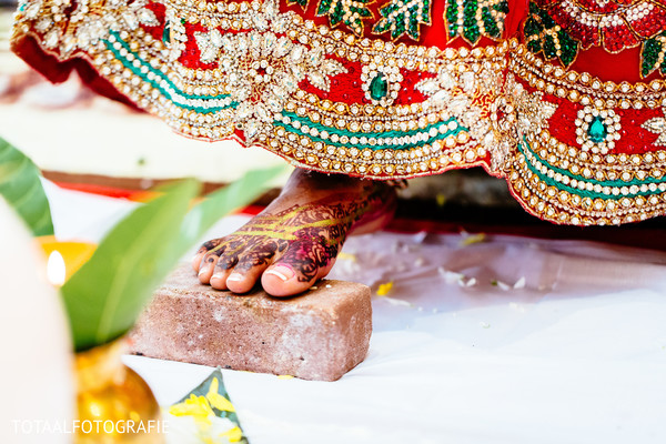 Wedding ceremony in Utrecht, Netherlands Indian Wedding by TOTAALFOTOGRAFIE