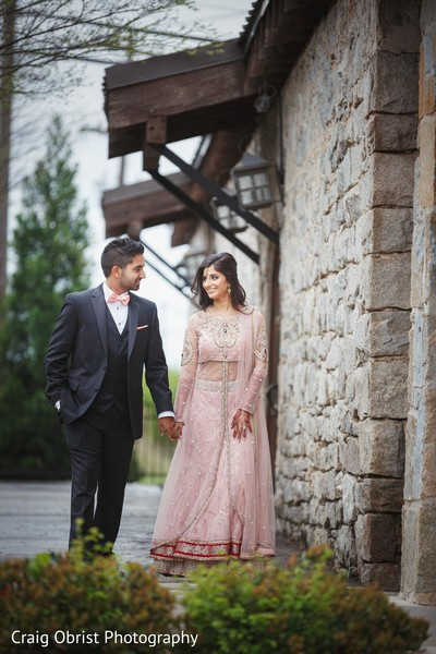 Portraits in Lawrenceville, GA Indian Wedding by Craig Obrist Photography