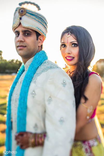 Pre-Wedding Celebrations in San Jose, CA Indian Wedding by IQ Photography