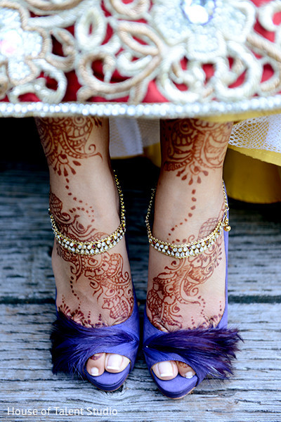 Wedding portraits in Pearl River, NY Indian Wedding by House of Talent Studio