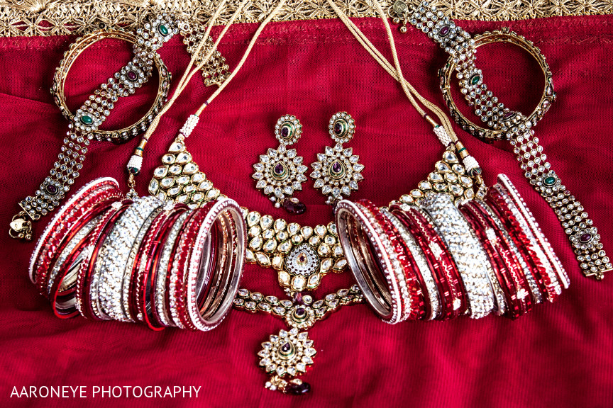 Getting ready in dana point ca indian wedding by aaroneye for Indian jewelry in schaumburg il