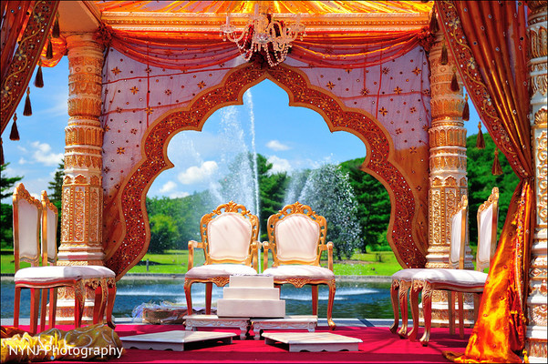 Mahwah NJ Indian Wedding By NYNJ Photography | Maharani Weddings