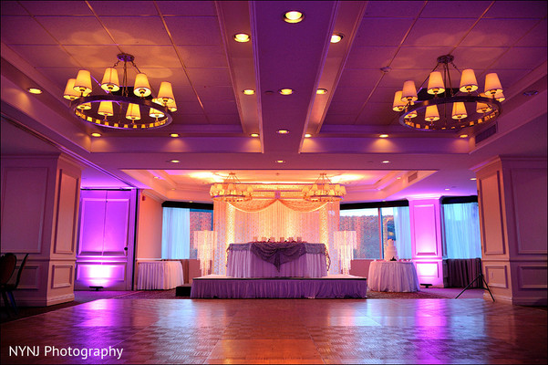 Floral & Decor in Mahwah, NJ Indian Wedding by NYNJ Photography