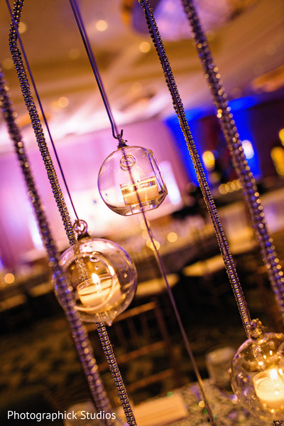 Reception in Bethesda, MD Indian Wedding by Photographick Studios