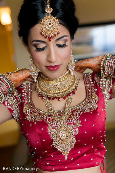Bridal Fashions in Irvine, CA Indian Wedding by RANDERYimagery
