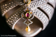A sneak peak of a Indian's bride's wedding details.